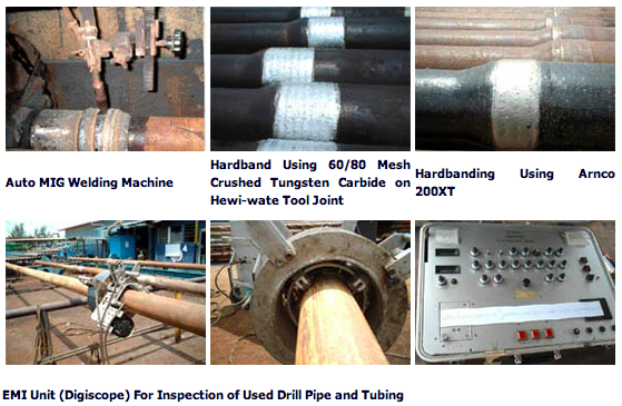 Tubular inspection and maintenance services